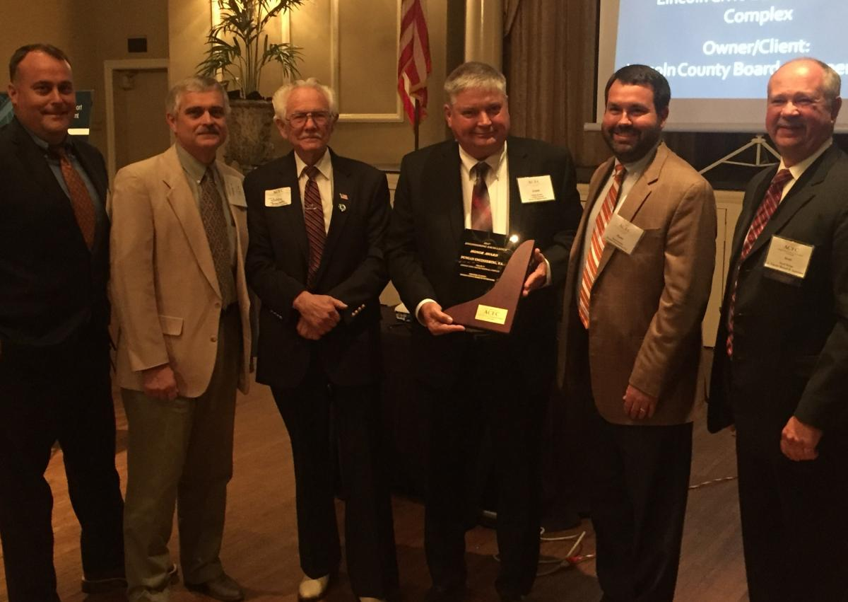 2017 Engineering Excellence Awards | ACEC of Mississippi